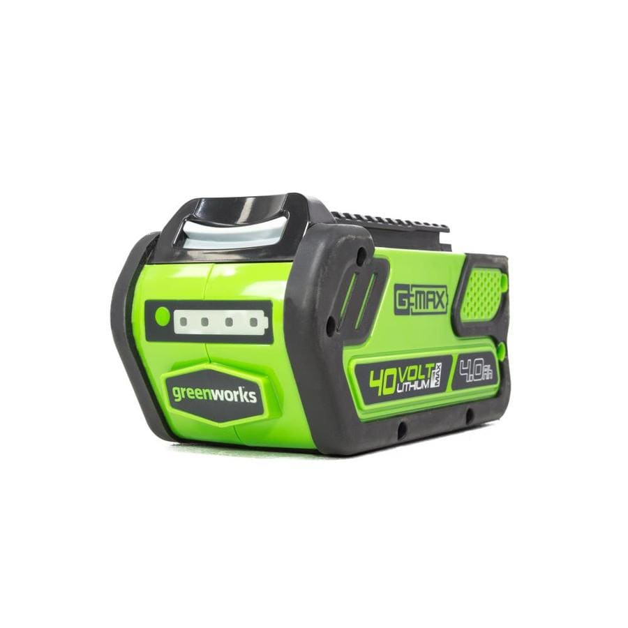Greenworks 40-volt 4-Amp-Hours Rechargeable Lithium Ion Cordless Power Equipment Battery