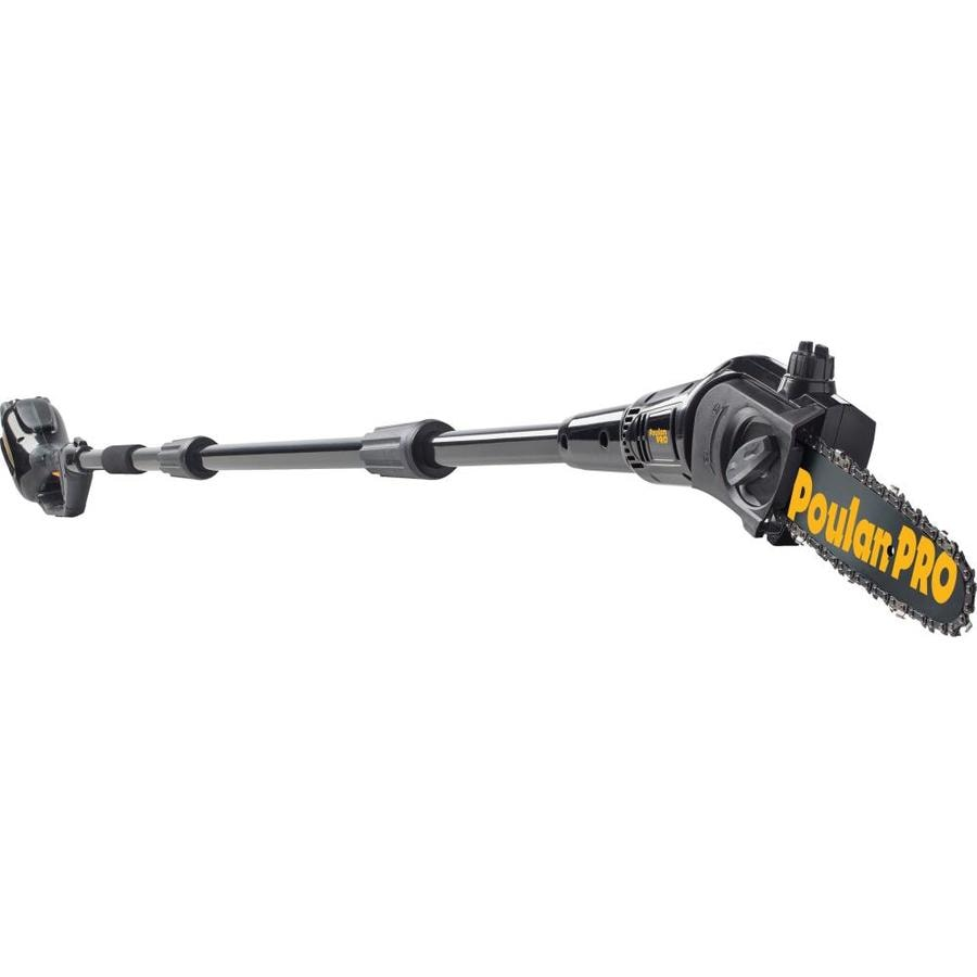 Poulan Pro PPB40PS 40-Volt Lithium Ion (Li-ion) 8-in Cordless Electric Pole Saw