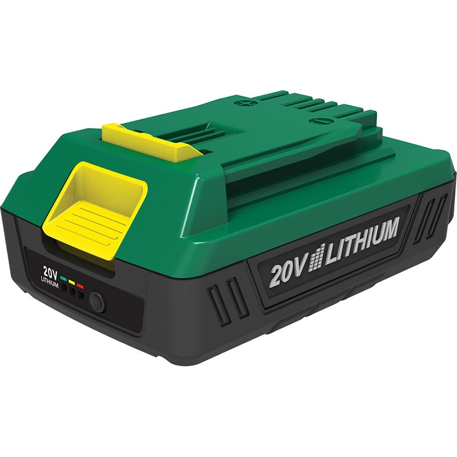 Weed Eater 20-Volt 2-Amp Hours Rechargeable Lithium Ion (Li-ion) Cordless Power Equipment Battery
