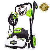 Deals on Greenworks 1800-PSI 1.1-Gallon-GPM Cold Water Electric Pressure Washer