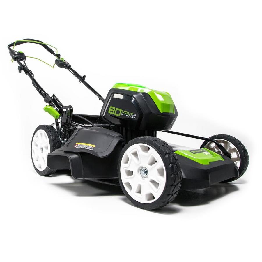 Greenworks 80 Volt Max Brushless Lithium Ion 21 In Self