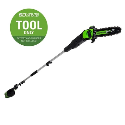 Greenworks Pro 60-volt Lithium Ion 10-in Cordless Electric