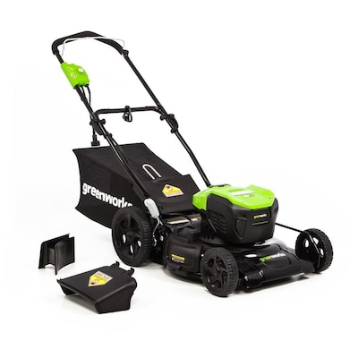 Greenworks 12 Amp 20 In Corded Electric Lawn Mower At