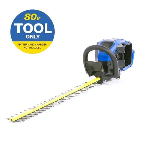 Kobalt 80-volt Max 26-in Dual Cordless Electric Hedge Trimmer (Battery Not Included) at Lowes.com