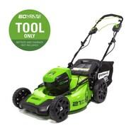 Greenworks 60V 21 in. Self Propelled Brushless Lawn Mower