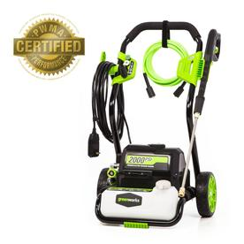 Greenworks 2000-PSI 1.2-Gallon-GPM Water Electric Pressure Washer