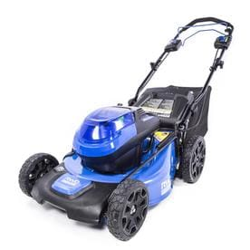 Cordless Electric Push Lawn Mowers At Lowes