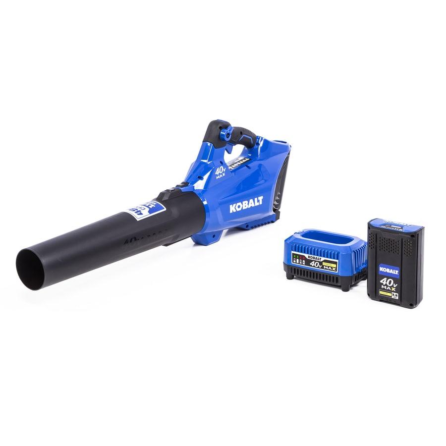 Kobalt 24-volt Max Jobsite Dust Debris Blower Tool Only Battery Not Included