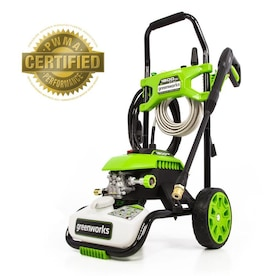 Greenworks 1800 PSI 1.1-Gallon-GPM Cold Water Electric Pressure Washer