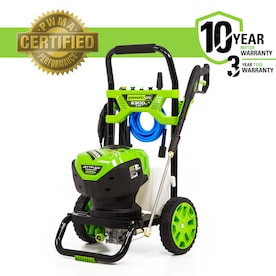 Greenworks Pro 2300 PSI 2.3-Gallon-GPM Cold Water Electric Pressure Washer