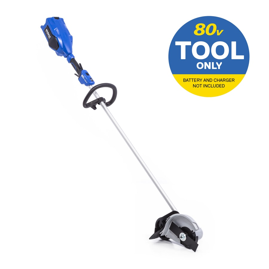 Kobalt 80 Volt Max 8 In Cordless Electric Lawn Edger In The Lawn Edgers Department At Lowes Com
