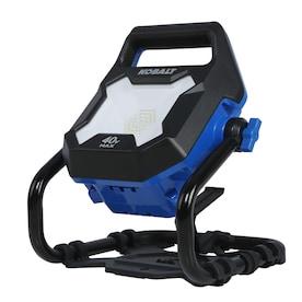Kobalt 2000-Lumen LED Rechargeable Portable Work Light