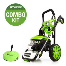 Greenworks Electric Pressure Washers at Lowes com
