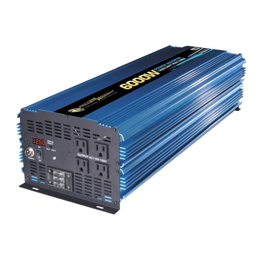 Power Bright 6000-Watt Power Inverter