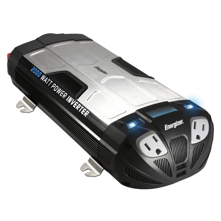 Energizer 2,000-Watt Power Inverter