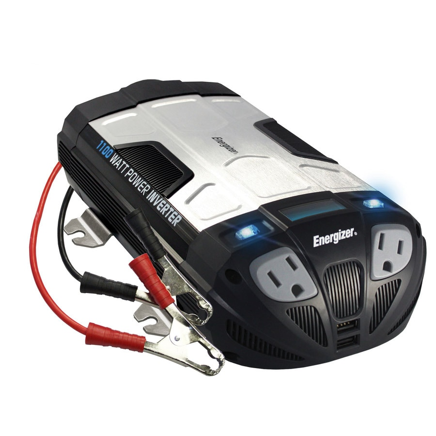 Energizer 1,100-Watt Power Inverter