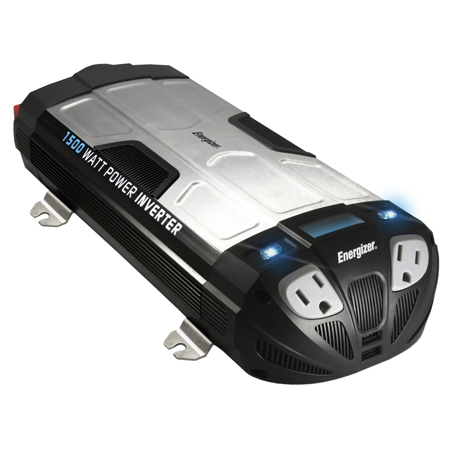 Energizer 1,500-Watt Power Inverter