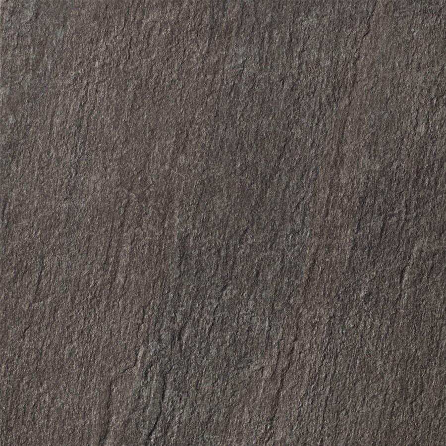 Evergreen Ceramics Dark Stone Paver (Common: 24-in x 24-in; Actual: 23.5-in x 23.5-in)