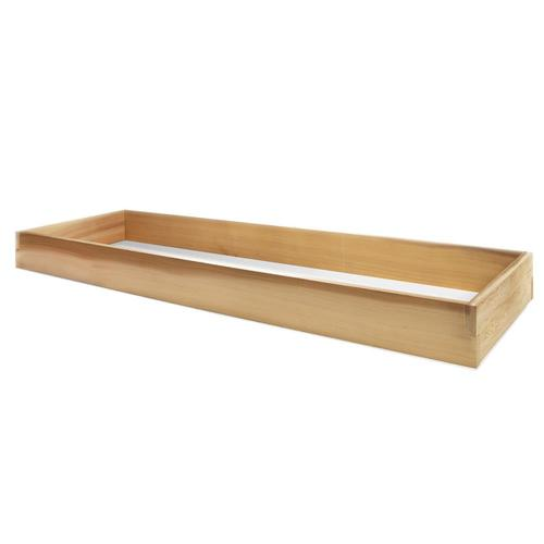 Natural Cedar Raised Garden Beds: All Things Cedar 24-in W X 70-in L X 5.5-in H Natural