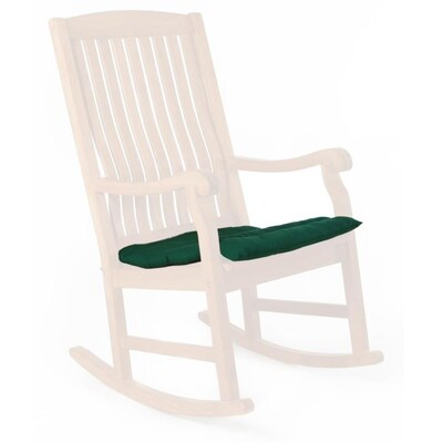 Peachy All Things Cedar 1 Piece Green Patio Chair Cushion At Lowes Com Home Remodeling Inspirations Genioncuboardxyz