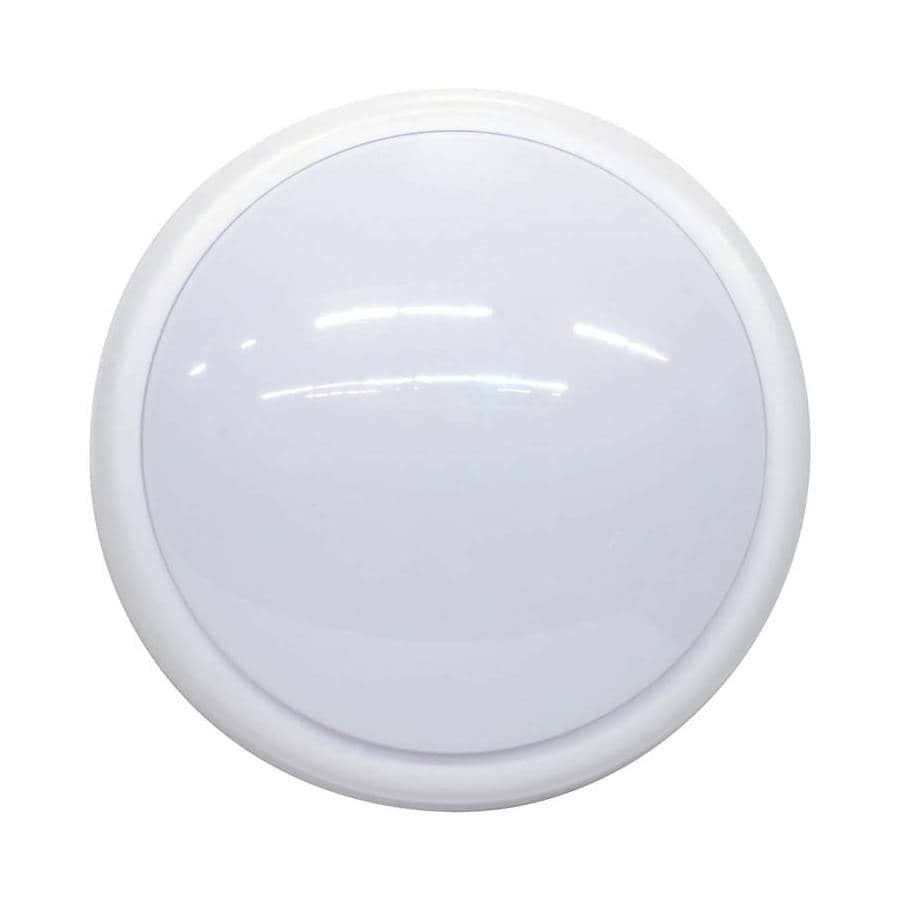 Style Selections White Incandescent Night Light