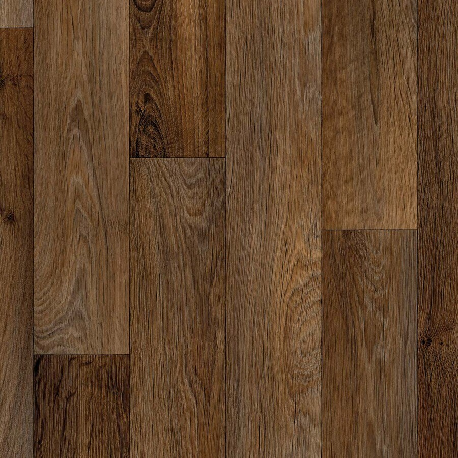 IVC 13.167-ft W Camargue 840 Wood Low-Gloss Finish Sheet Vinyl