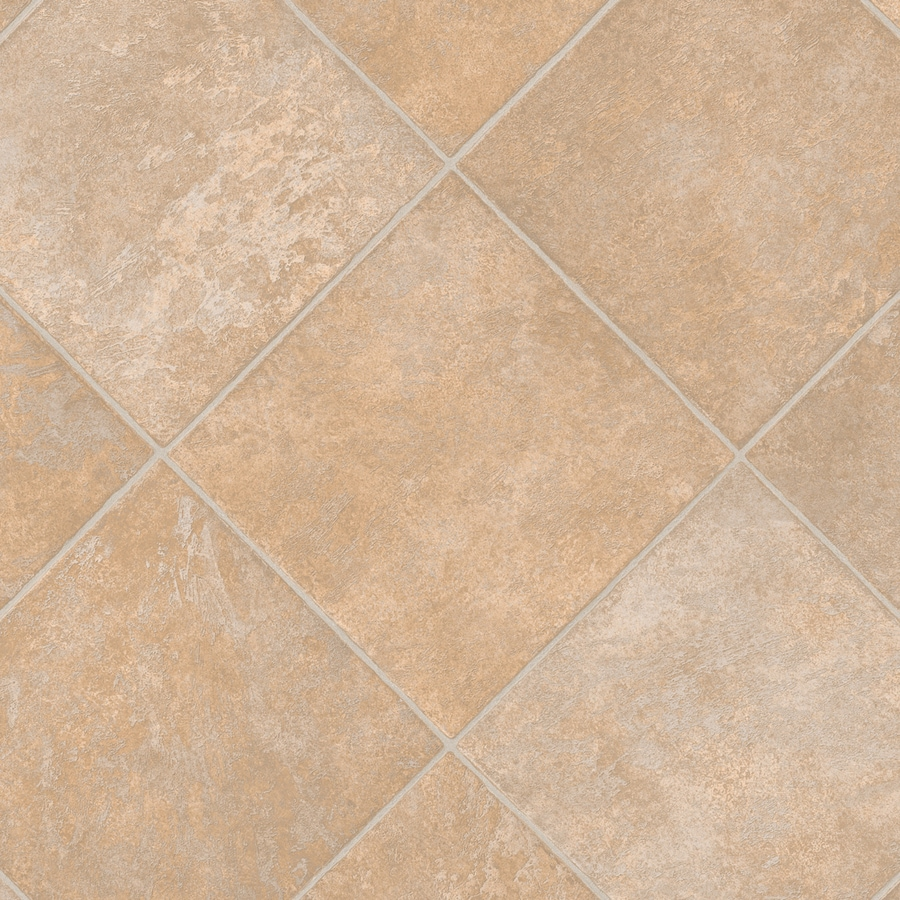 IVC 13-3/16-ft W Monticello 931 Stone Low-Gloss Finish Sheet Vinyl