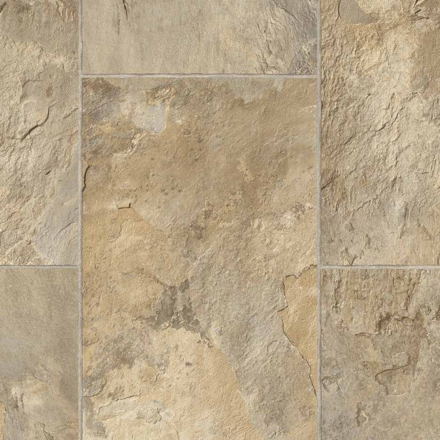 IVC 13.167-ft W Portland 931 Stone Low-Gloss Finish Sheet Vinyl