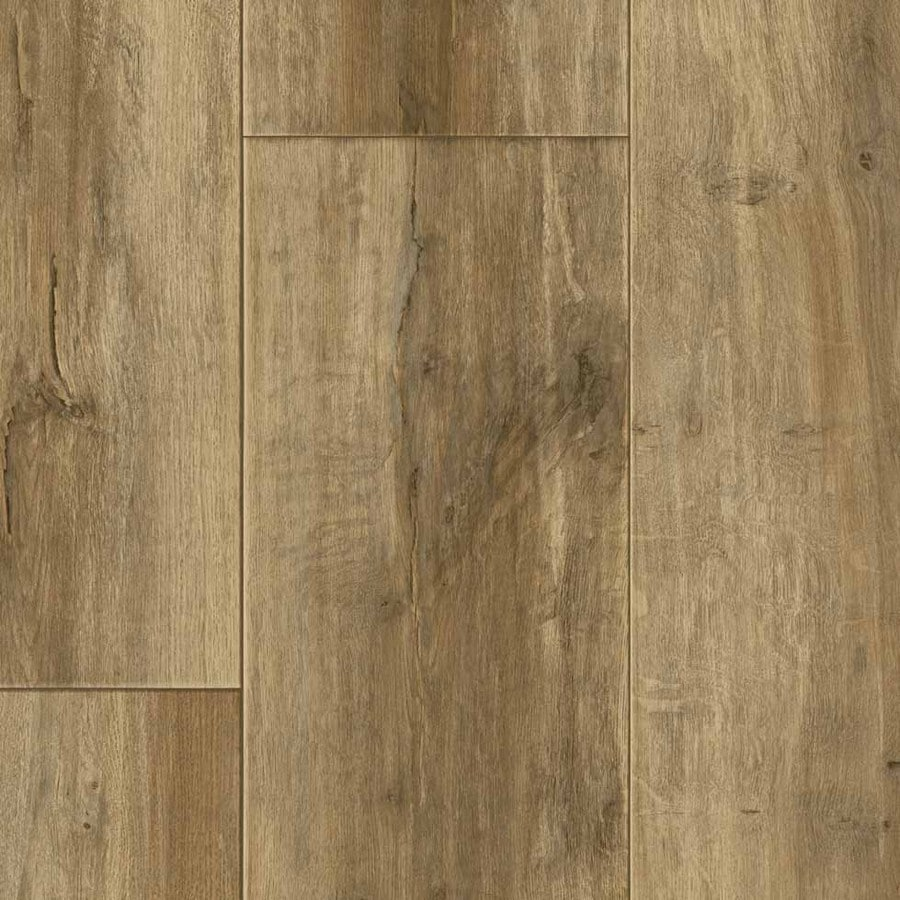 IVC Majestic 13.167-ft W Smoked Oak 533 Wood-Look Low-Gloss Finish Sheet Vinyl