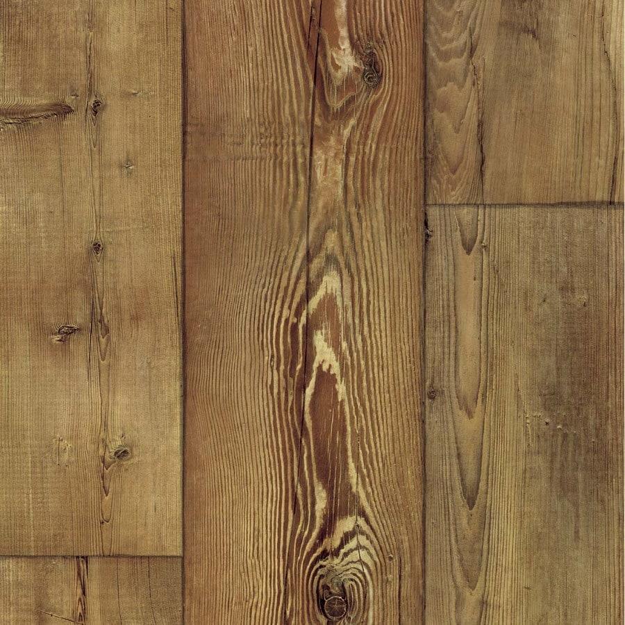 IVC 13.167-ft W Arizona 845 Wood Low-Gloss Finish Sheet Vinyl