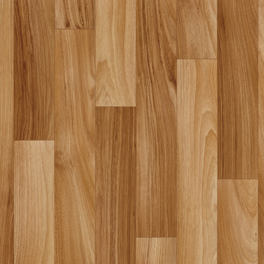 IVC Inspire 13.167-ft W x Cut-to-Length Cordoba 746 Wood-Look Low-Gloss Finish Sheet Vinyl
