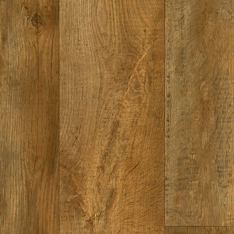 Shop Ivc Majestic 13 167 Ft W X Cut To Length Vintage Oak