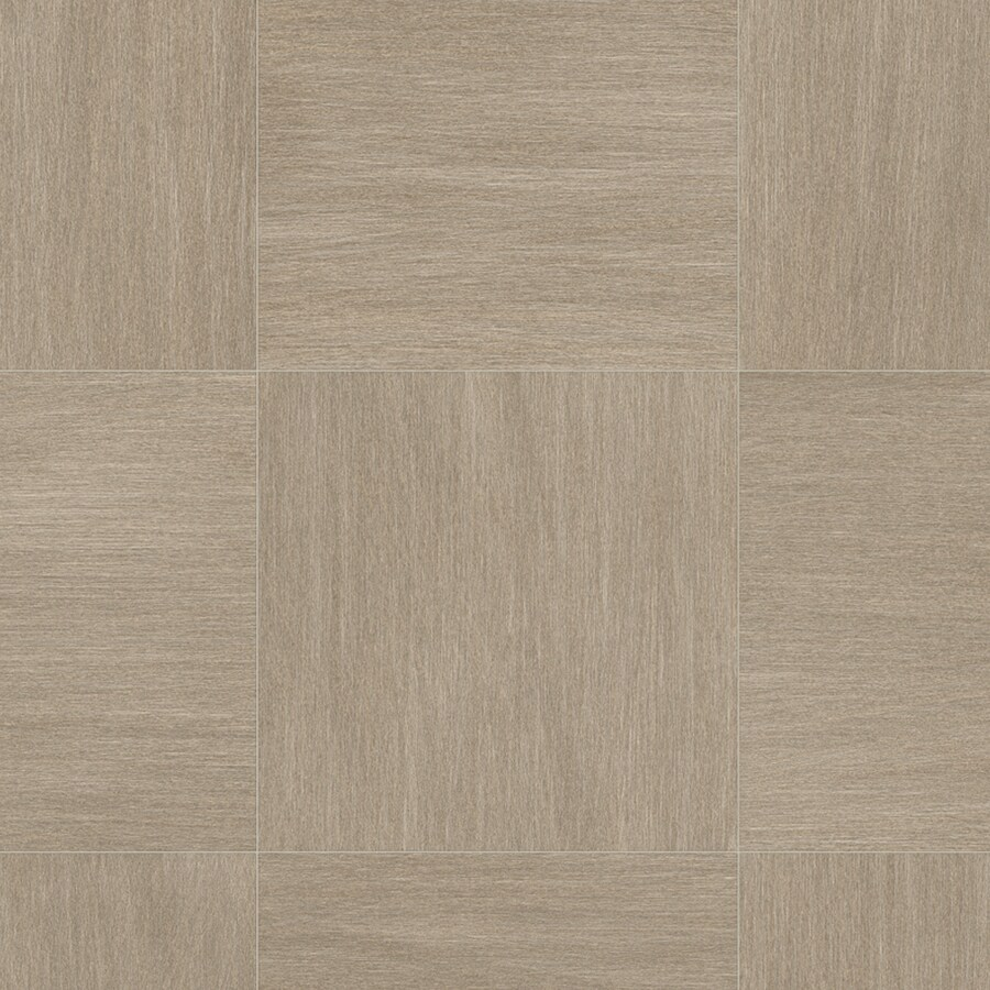 IVC Illusions 13.167-ft W x Cut-to-Length Morgane 590 Tile Low-Gloss Finish Sheet Vinyl