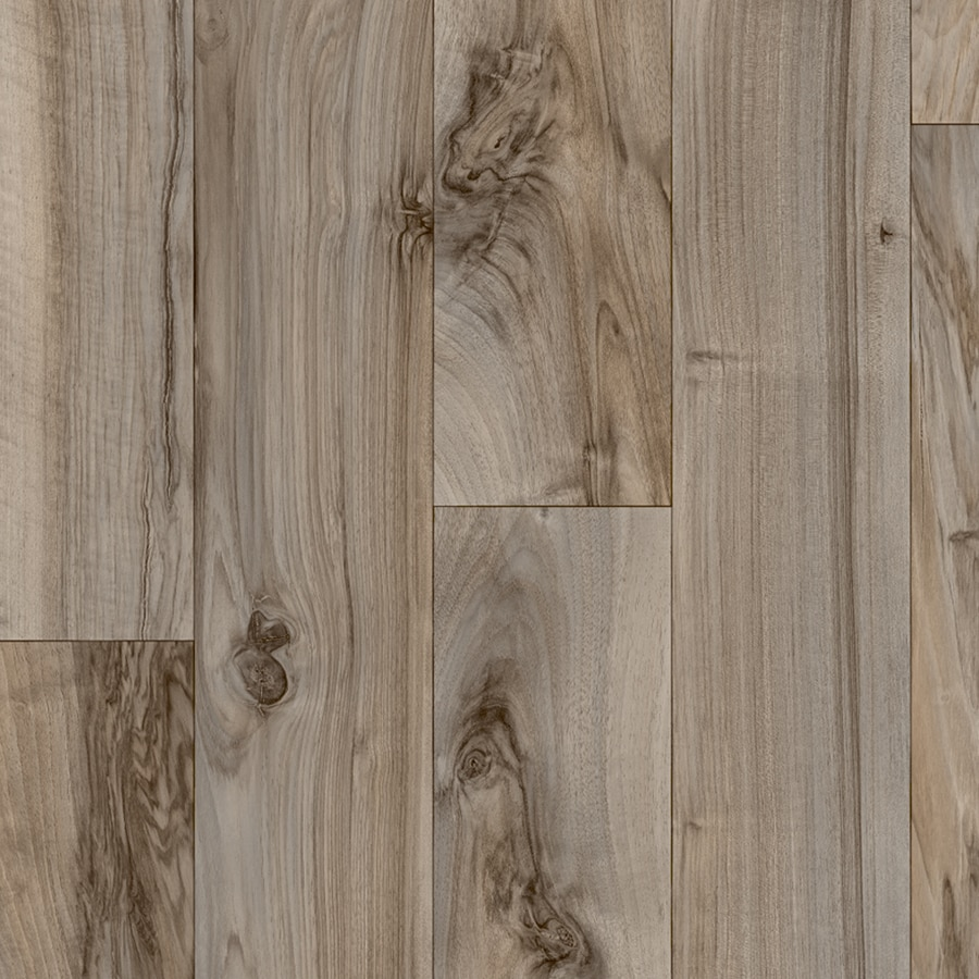 IVC Illusions 13.167-ft W Highland 743 Wood-Look Low-Gloss Finish Sheet Vinyl