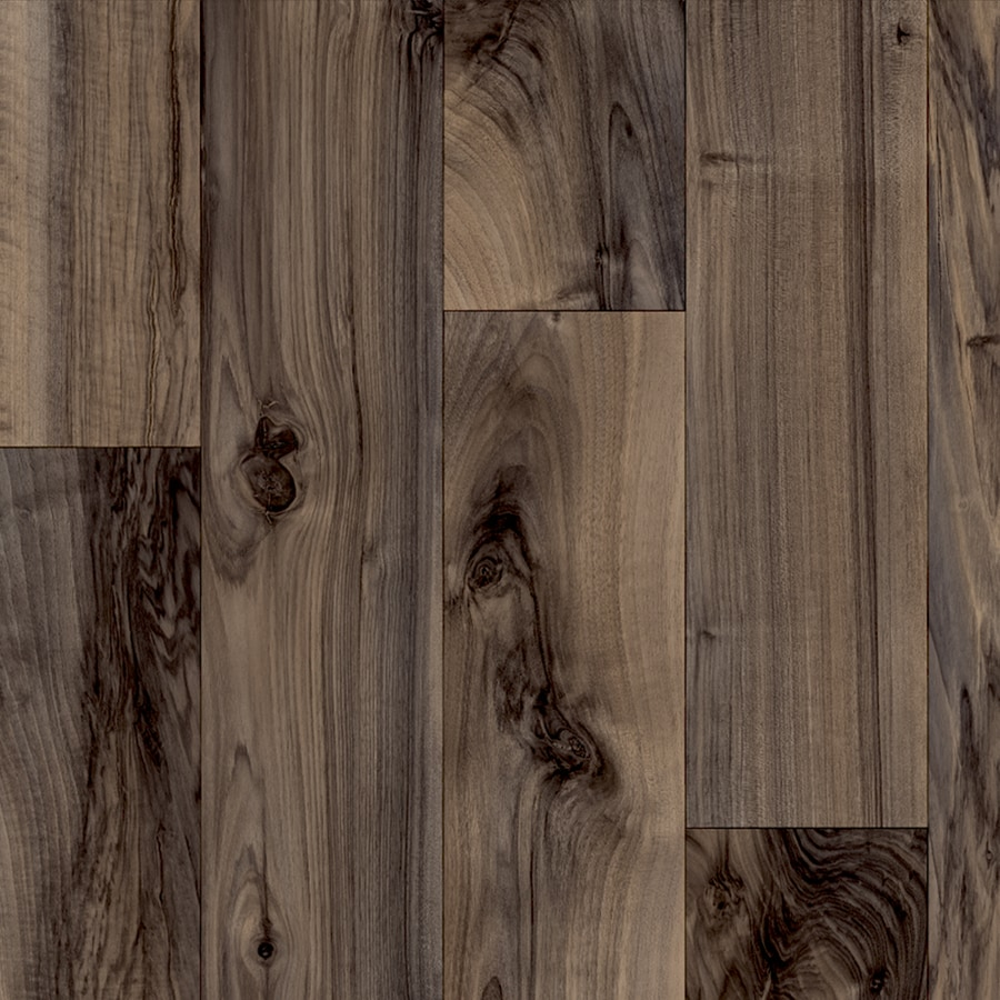 IVC Illusions 13.167-ft W Highland 741 Wood-Look Low-Gloss Finish Sheet Vinyl