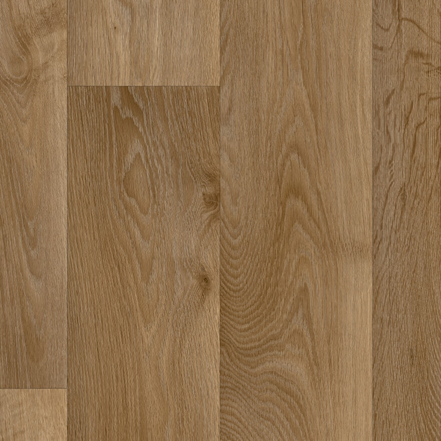 IVC Inspire 13.167-ft W x Cut-to-Length Ontario 556 Wood-Look Low-Gloss Finish Sheet Vinyl