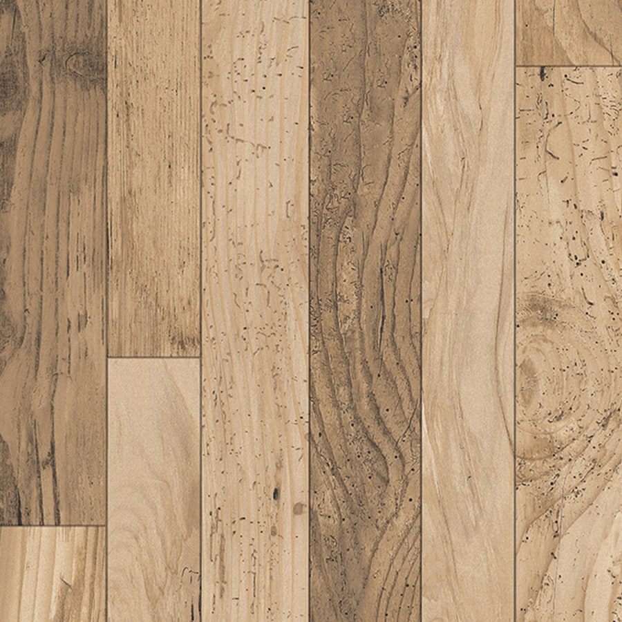 IVC 12-ft W Legacy Plank 531 Wood Low-Gloss Finish Sheet Vinyl