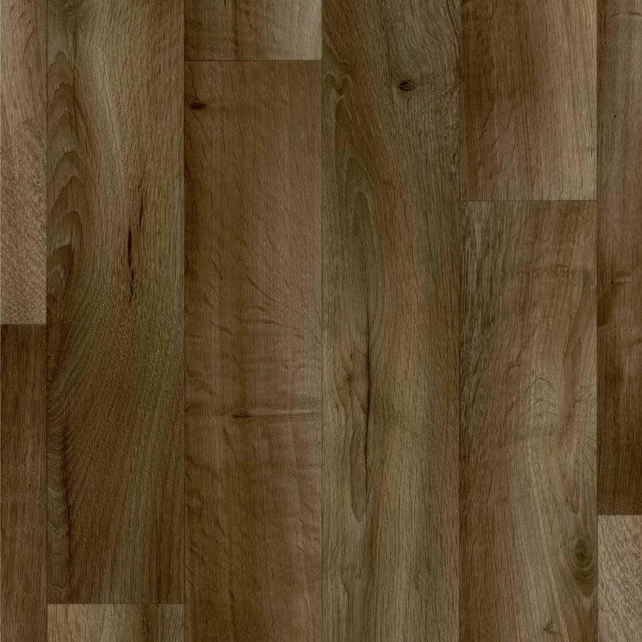 IVC 13.167-ft W Burgos 747 U Wood Low-Gloss Finish Sheet Vinyl