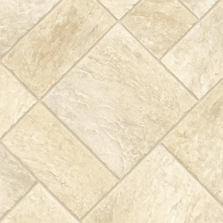 Ivc Flooring: IVC Majestic 12-ft W Venturi 503 Tile Low-Gloss Finish