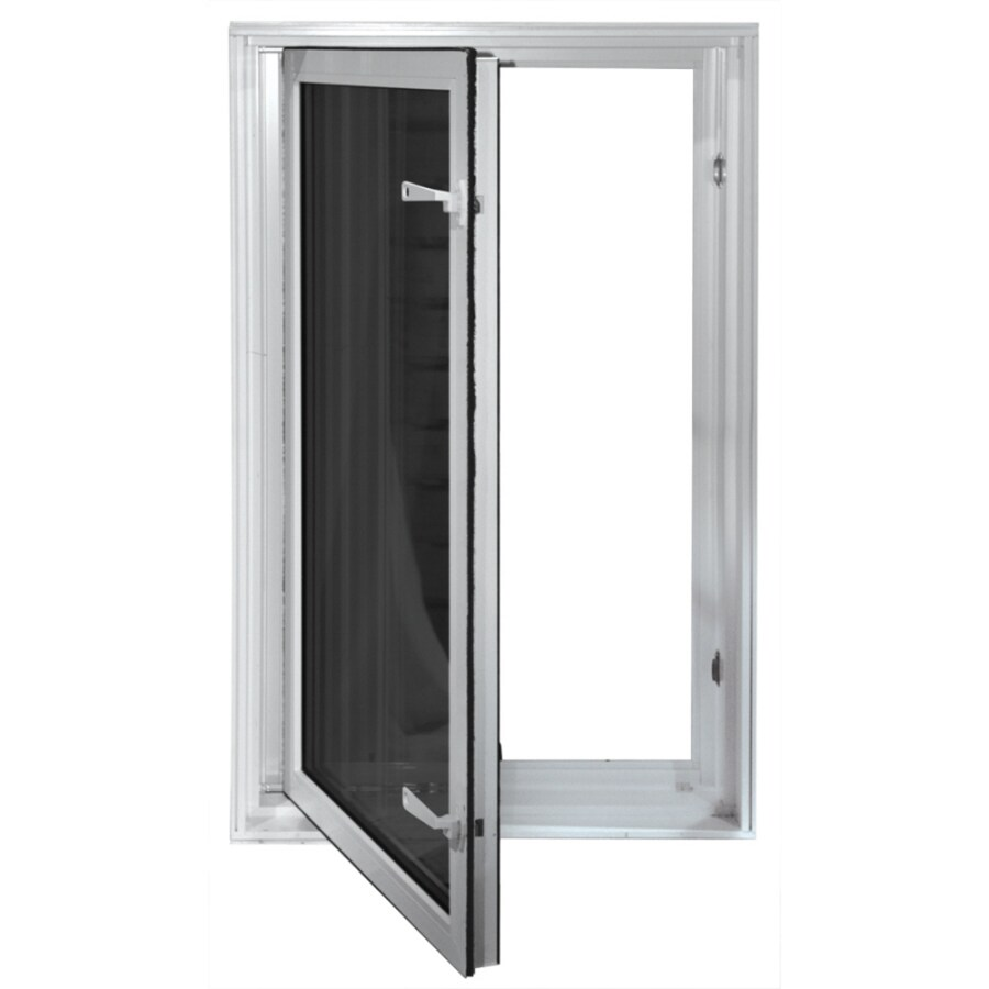 Wellcraft Rectangle New Construction Egress Window (Rough Opening: 27.5-in x 45.5-in; Actual: 27-in x 45-in)