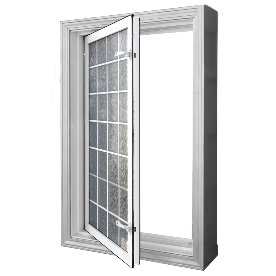 Wellcraft Rectangle New Construction Egress Window (Rough Opening: 29.75-in x 47.75-in; Actual: 29.25-in x 47.25-in)
