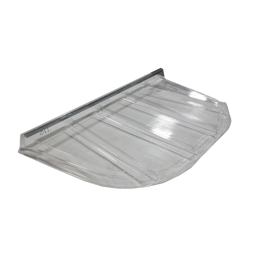 Wellcraft 45-in x 74-1/2-in x 6-1/2-in Plastic Window Well Covers