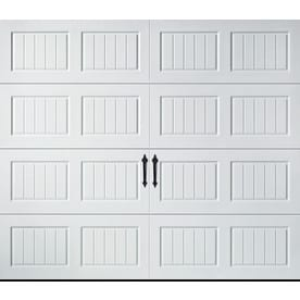 Pella Carriage House Insulated Single Garage Door