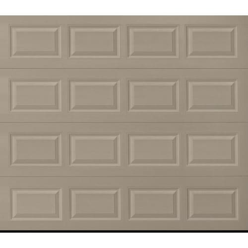 Pella Traditional 96-in X 84-in Insulated Sandtone Single