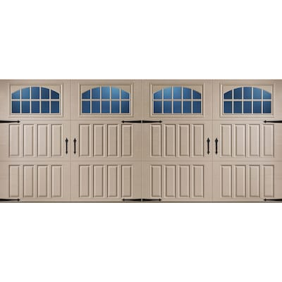Insulated Garage Doors Openers At Lowes Com