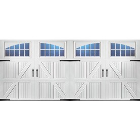 16 ft garage doorShop Garage Doors at Lowescom