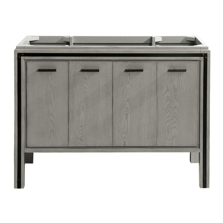 rustic gray bathroom vanities. Avanity Dexter Freestanding Rustic Gray Bathroom Vanity (Common: 42-in X 22- Vanities