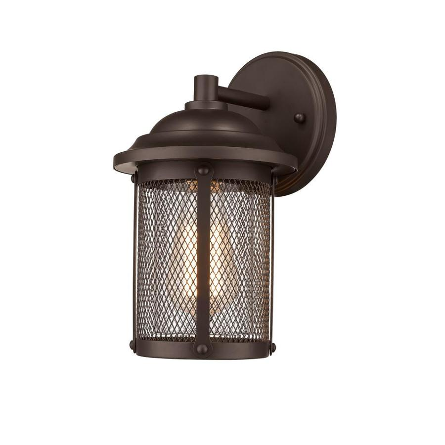 Millennium Lighting 11 5 In H Powder Coat Bronze Medium Base E 26 Outdoor Wall Light