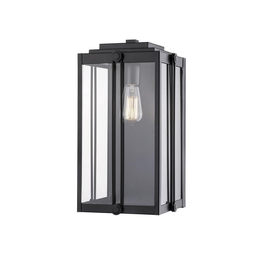 Millennium Lighting 16 5 In H Powder Coat Black Medium