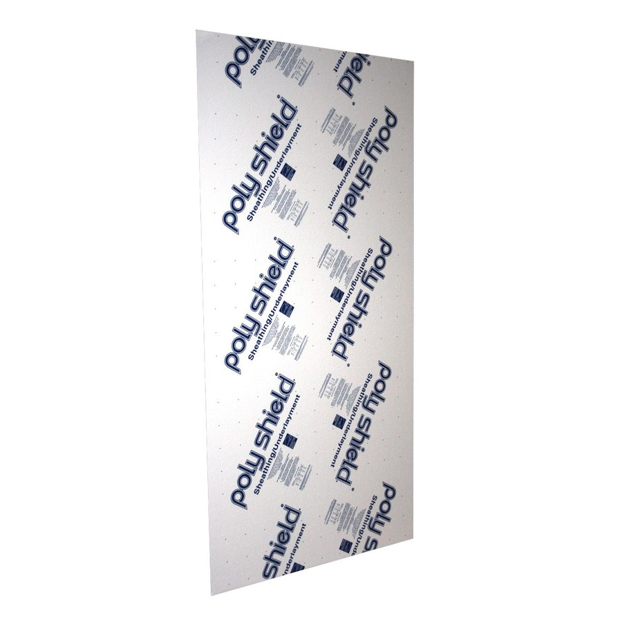 (Common: 0.75-in x 4-ft x 8-ft; Actual: 0.6875-in x 3.875-ft x 7.875-ft) Expanded Polystyrene Foam Board Insulation